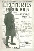 MOUNET-SULLY - Les grand rôles de Mounet-Sully - LECTURES POUR TOUS - 1916