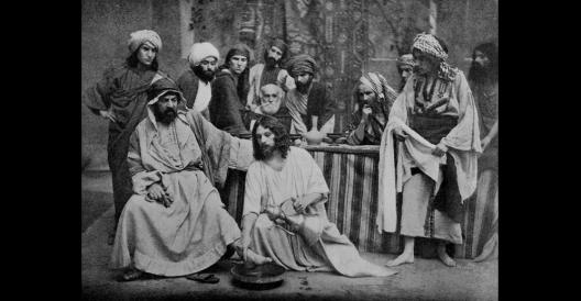 LE BAISER DE JUDAS - Fim PATHE - Le Film d'Art - 1908 (a)