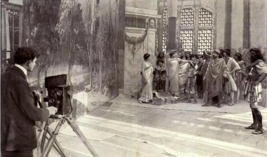 LE FILM D'ART - Le Retour d'Ulysse avec Paul Mounet - PATHE 1908