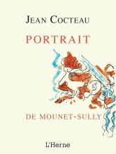L'HERNE - Portrait de Mounet-Sully par J.Cocteau (Accueil)
