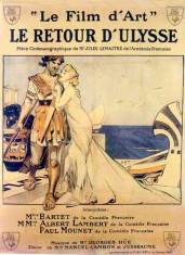 LE RETOUR D'ULYSSE - Paul Mounet - Le Film d'Art 1908