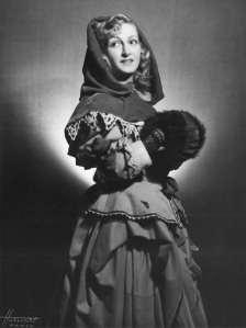 Jeanne SULLY - Roxanne dans Cyrano de Bergerac (E.Rostant) C.F.