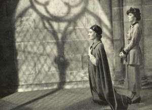 Jeanne Sully et Josette Day - Soeurs d'armes - Film de Léon Poirier