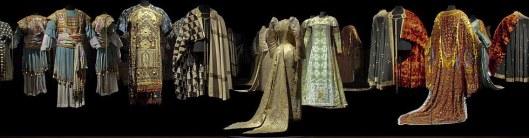 MOULINS - CNCS - Costumes de Mounet-Sully