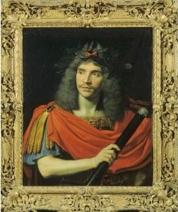 COMEDIE-FRANÇAISE - Molière par Nicolas Mignard