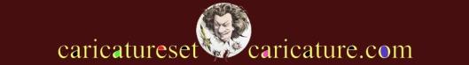 Caricatures et Caricature (.com) - Logo
