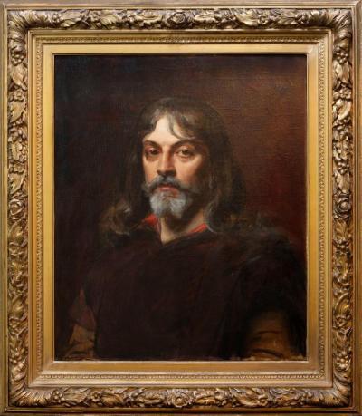 MOUNET-SULLY – Rôle de Pietro Strada (Par le Glaive) - Portrait par Carolus-Duran 1892 © Comédie-Française 2014