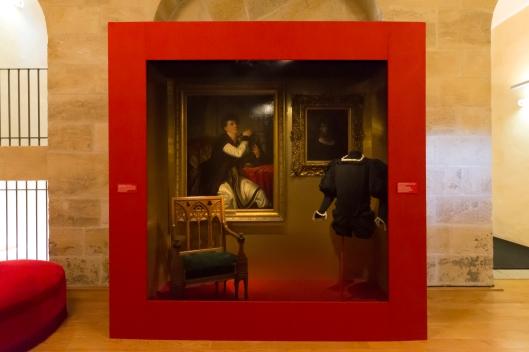 Souvenirs d'Hamlet à la Comédie-Française - Talma et Mounet-Sully © CNCS 2014