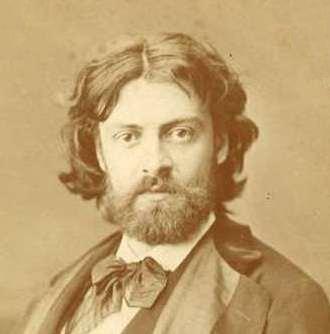 Mounet-Sully vers 1870 par Eugène Maunoury