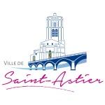 VILLE DE SAINT-ASTIER - Logo