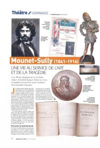 Collectionneur & Chineur - Mounet-Sully - N° 217 (4 mars 2016) a