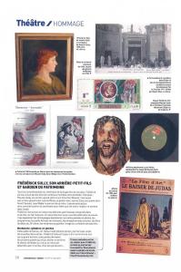Collectionneur & Chineur - Mounet-Sully - N° 217 (4 mars 2016) c