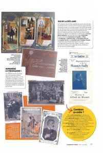 Collectionneur & Chineur - Mounet-Sully - N° 217 (4 mars 2016) d